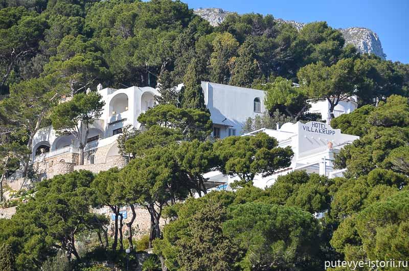 капри картезианский монастырь