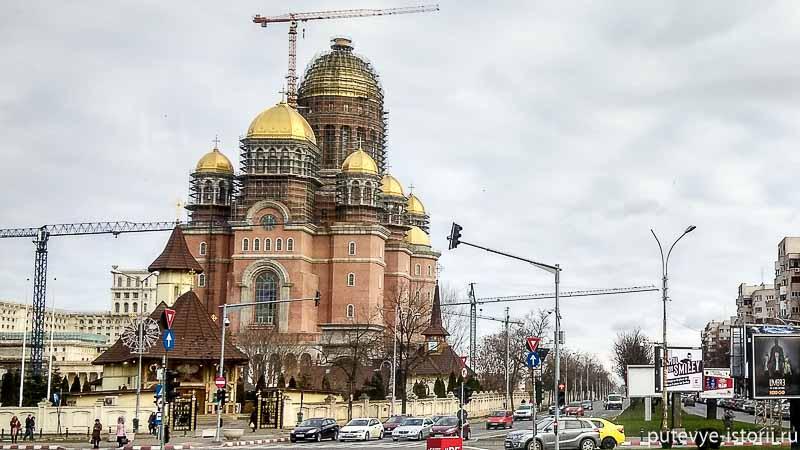 самый большой православный храм
