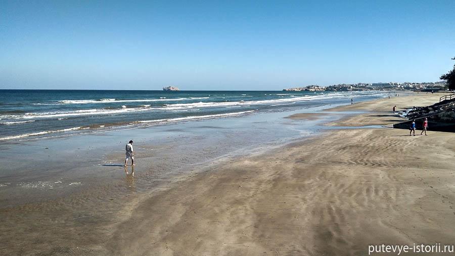 Оман, пляж