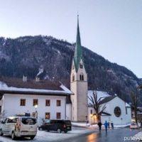 Майрхофен, горнолыжный курорт в Тироле