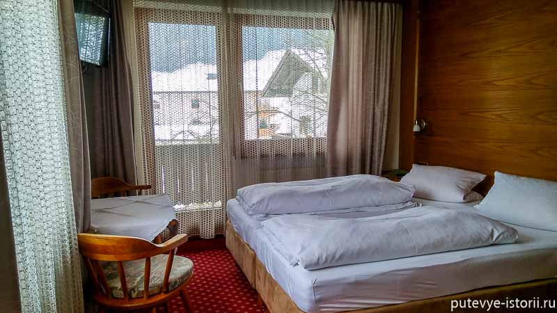 майрхофен отель