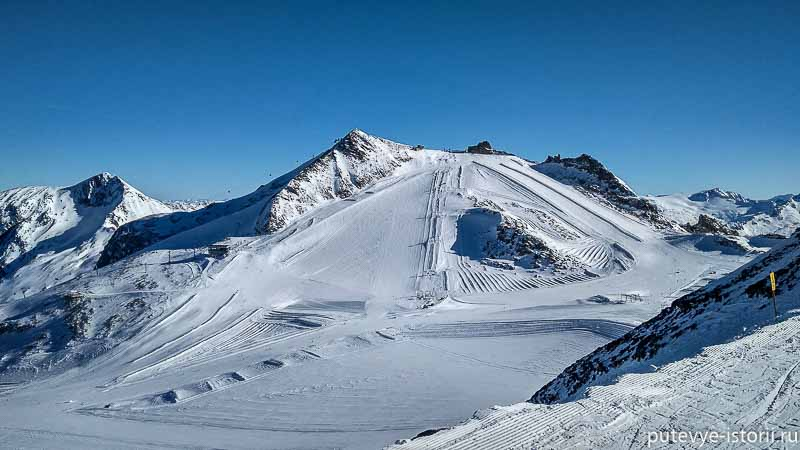циллерталь ледник хинтертукс