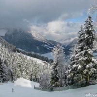Как бюджетно съездить на горнолыжный курорт в Альпы