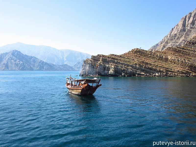 круиз по персидскому заливу эль-хасаб