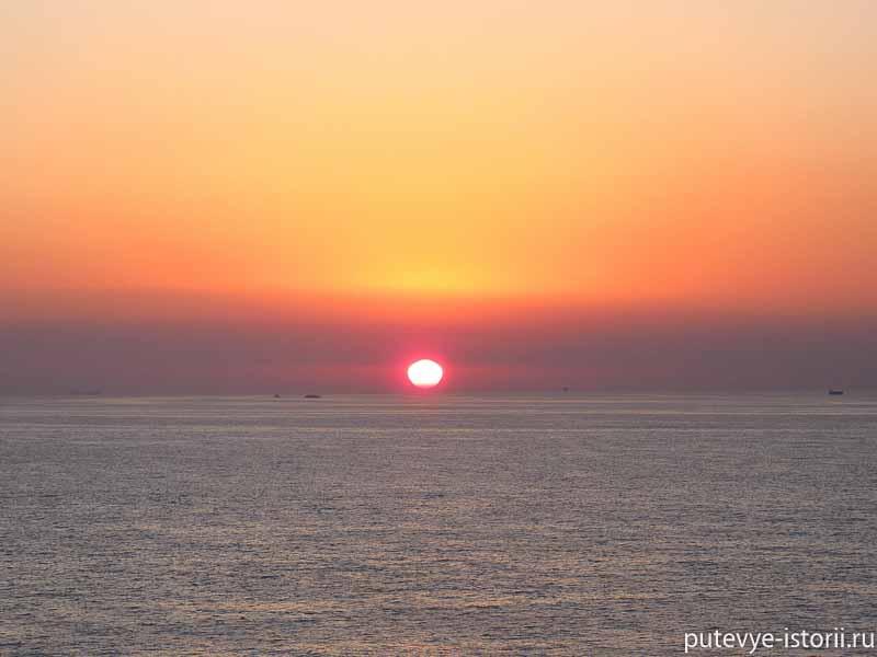 круиз по персидскому заливу