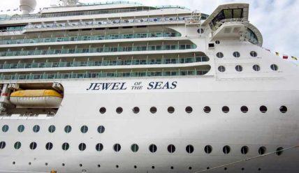 Круизный лайнер Jewel of the Seas: каюты, еда, развлечения