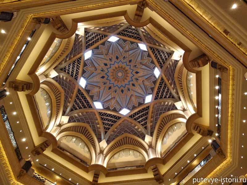 город абу-даби отель