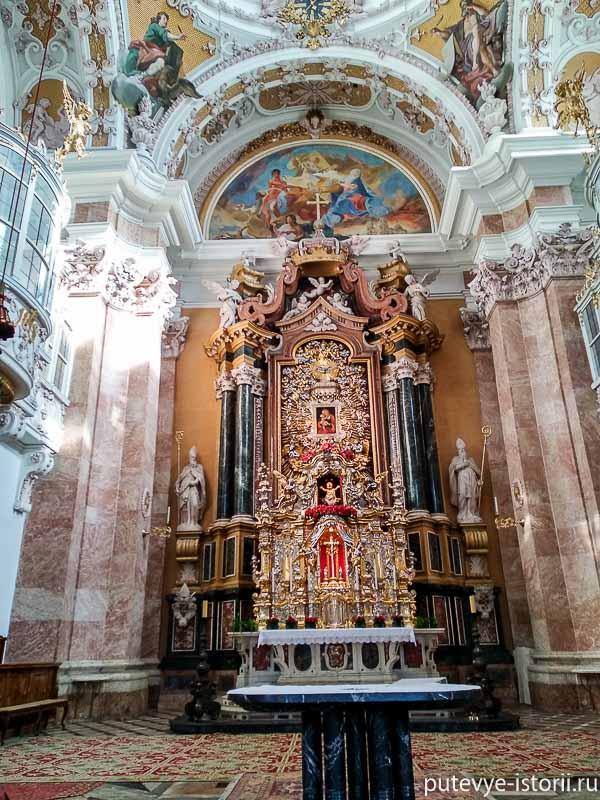 инсбрук собор святого Иакова