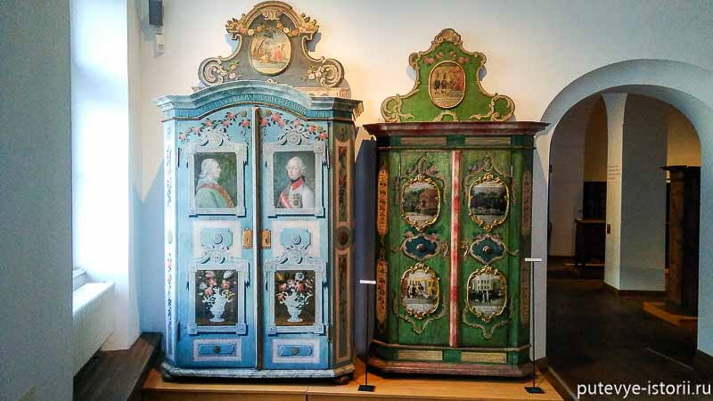 инсбрук музей народного искусства