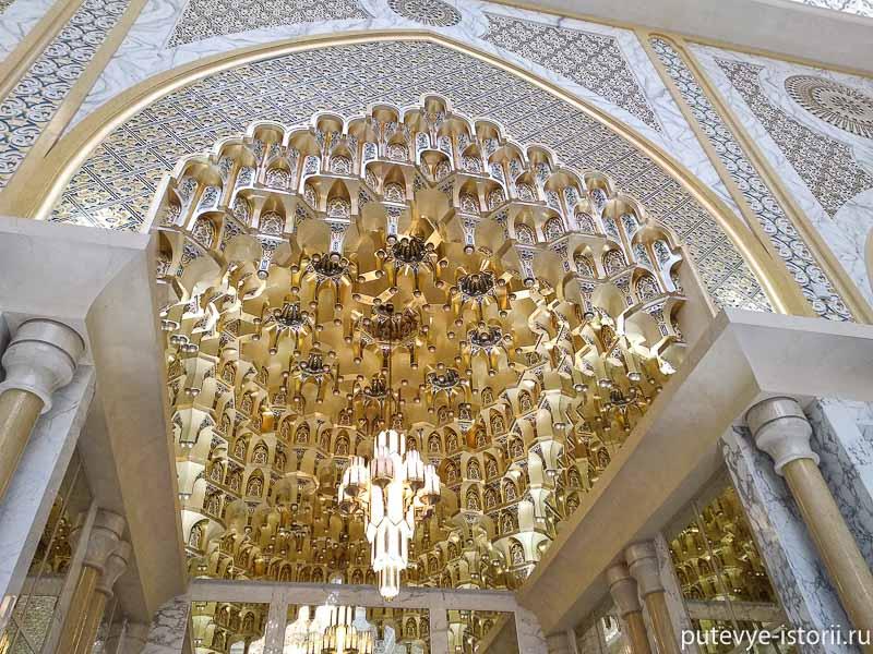 абу даби президентский дворец каср аль ватан
