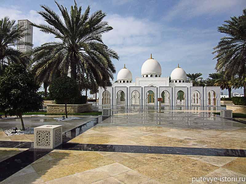 мавзолей шейха зайда