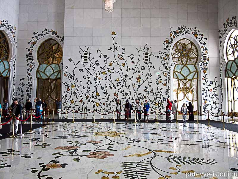 абу даби мечеть
