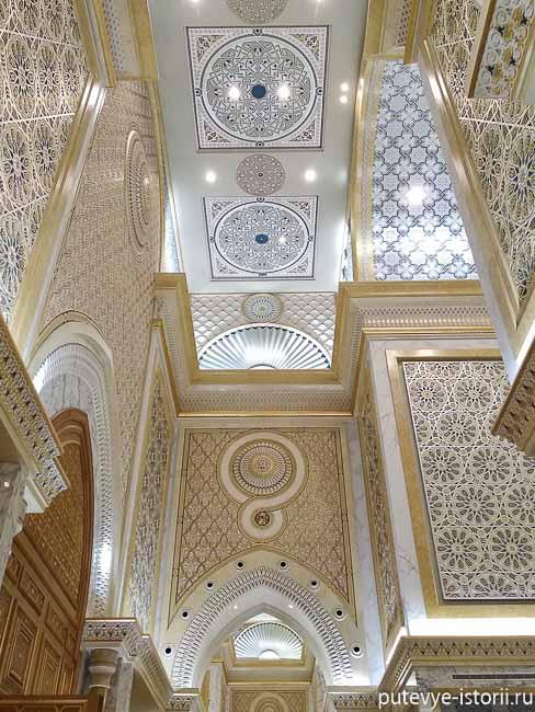 Президентский дворец в Абу-Даби