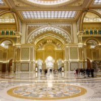 Каср Аль-Ватан, Президентский дворец в Абу-Даби