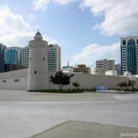 Абу-Даби, крепость Каср аль-Хосн, бывшая резиденция шейхов