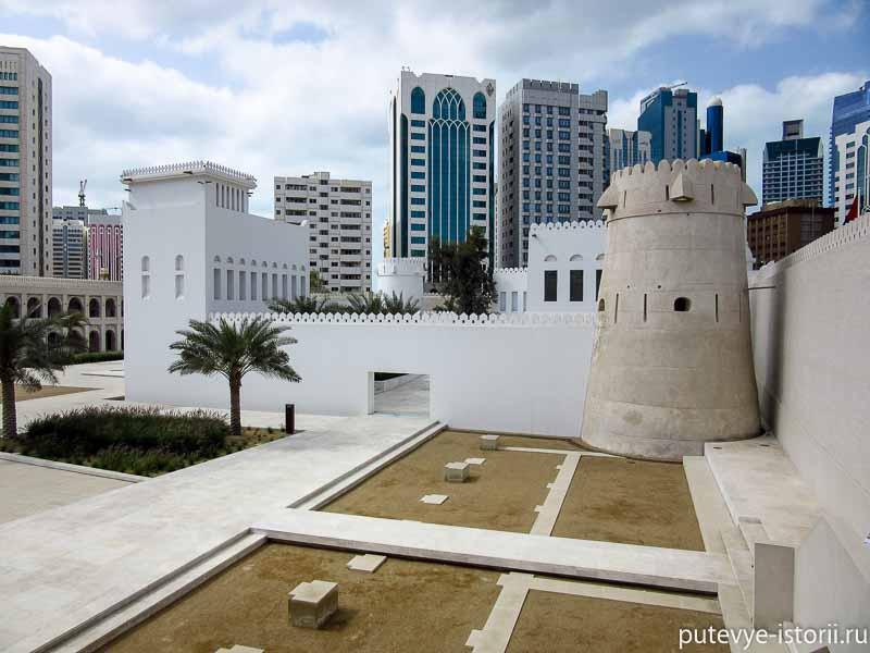 крепость Каср аль-Хосн