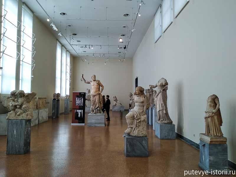 древнегреческая скульптура