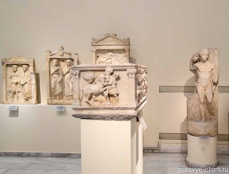 Афинский археологический музей