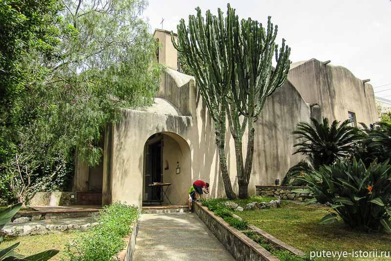 капри церковь сан-микеле