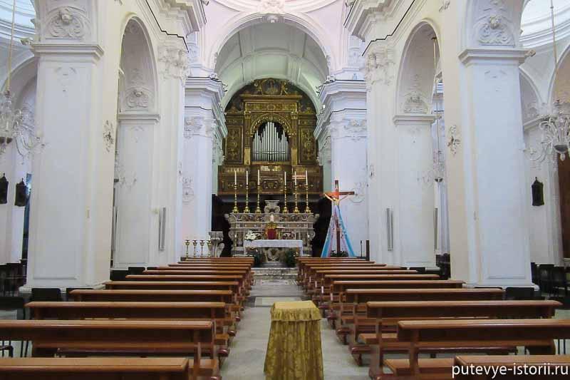 капри церковь сан-стефано