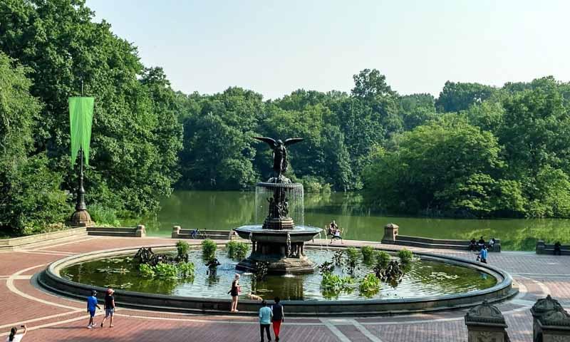 нью-йорк экскурсия по центральному парку
