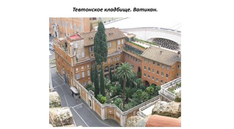 онлайн-экскурсии по ватикану