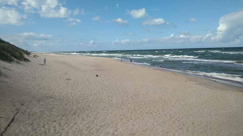 пляжный отдых в калининградской области