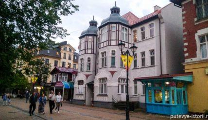 Город Зеленоградск: достопримечательности, пляжи, отели