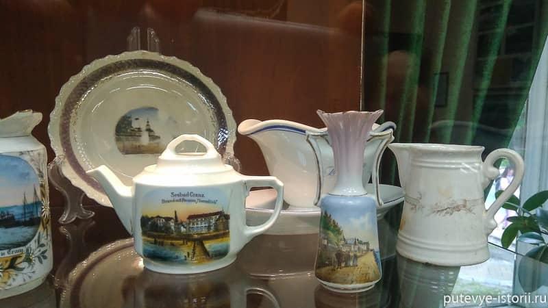 зеленоградск музей