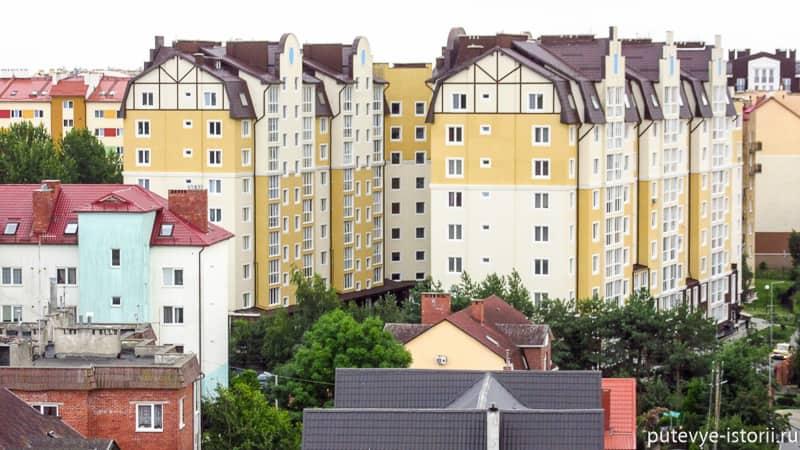 город зеленоградск