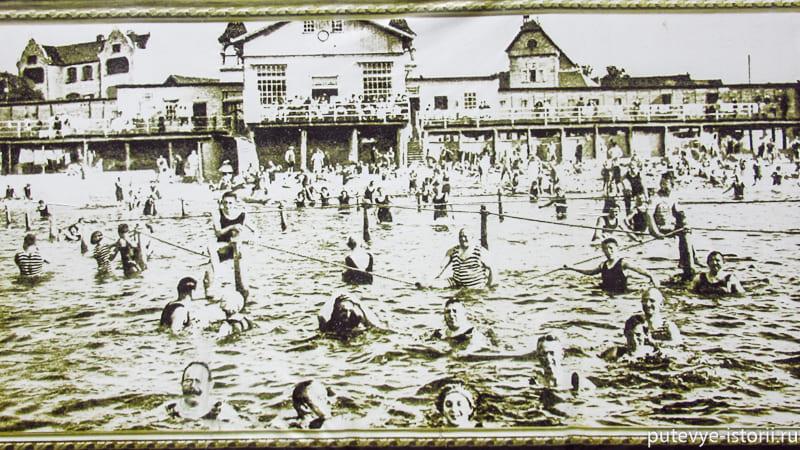 кранц курорт