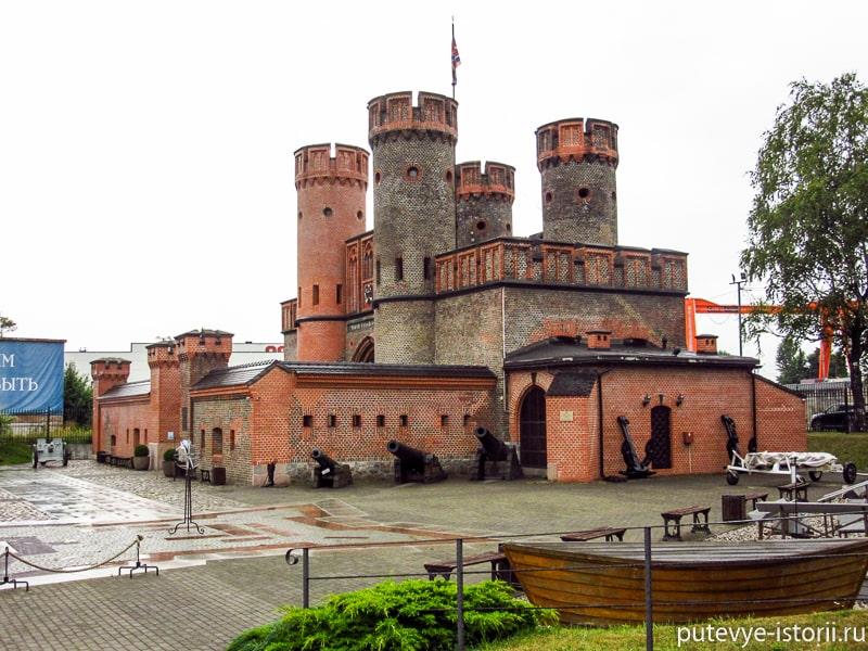 калининград фридландские ворота