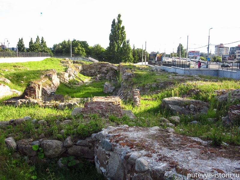 калининград замок