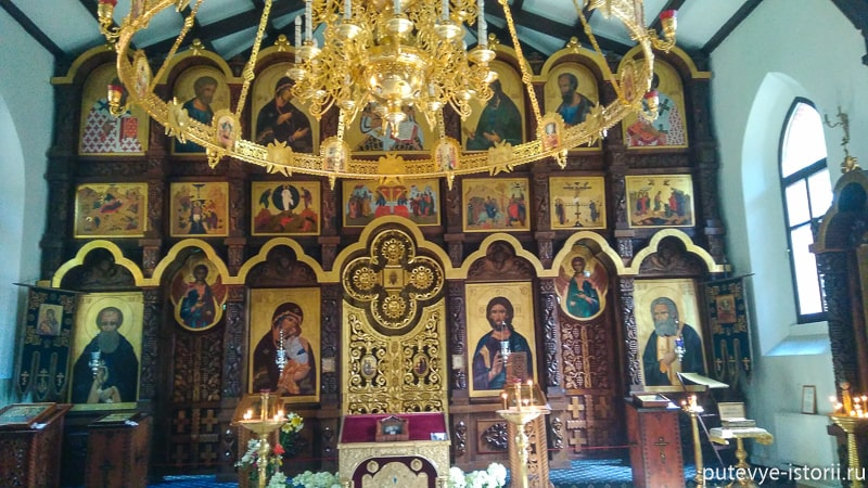 светлогорск церковь серафима саровского