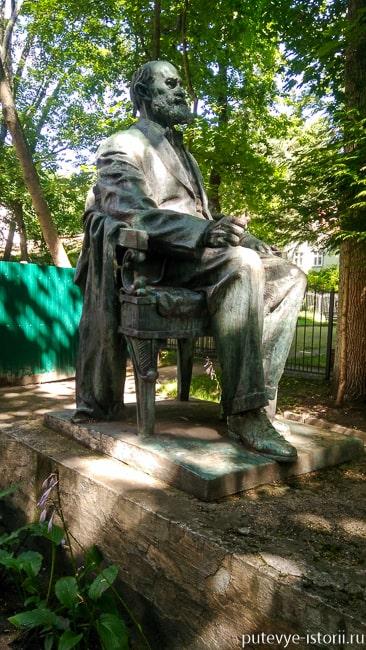 счетлогорск памятник павлову