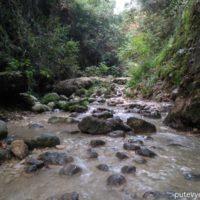 Ущелье и водопад Гизликент