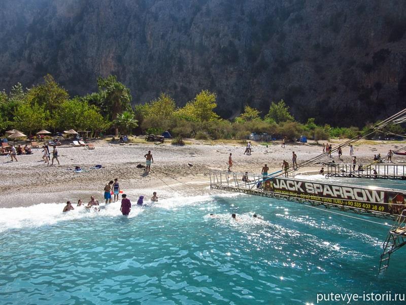 олюдениз экскурсия по 6 островам