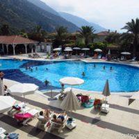 Отзыв об отеле Монтебелло Резорт в Олюденизе