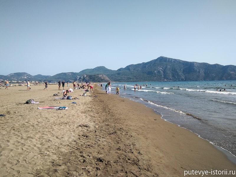 пляж изтузу дальян