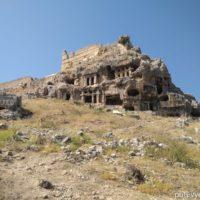 Античный город Тлос и гробница Беллерофонта