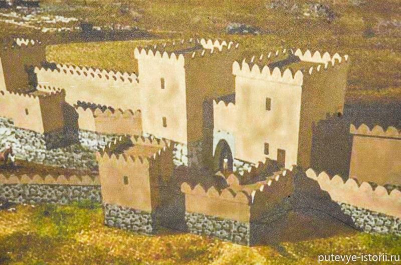 хаттуса царские ворота