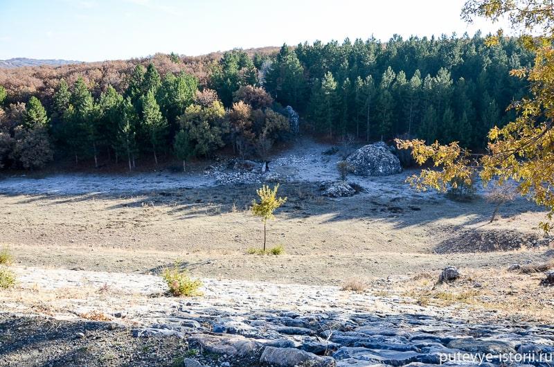 хаттуса руины