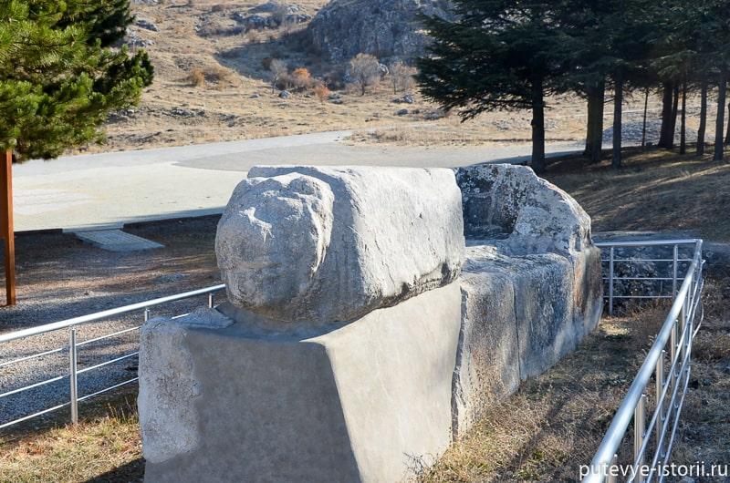 скульптура хаттусы