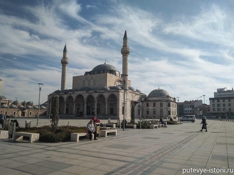 конья мечеть Селимие