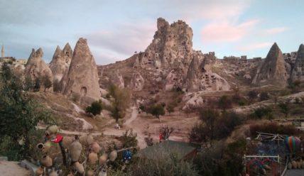 От Анталии до Каппадокии на машине