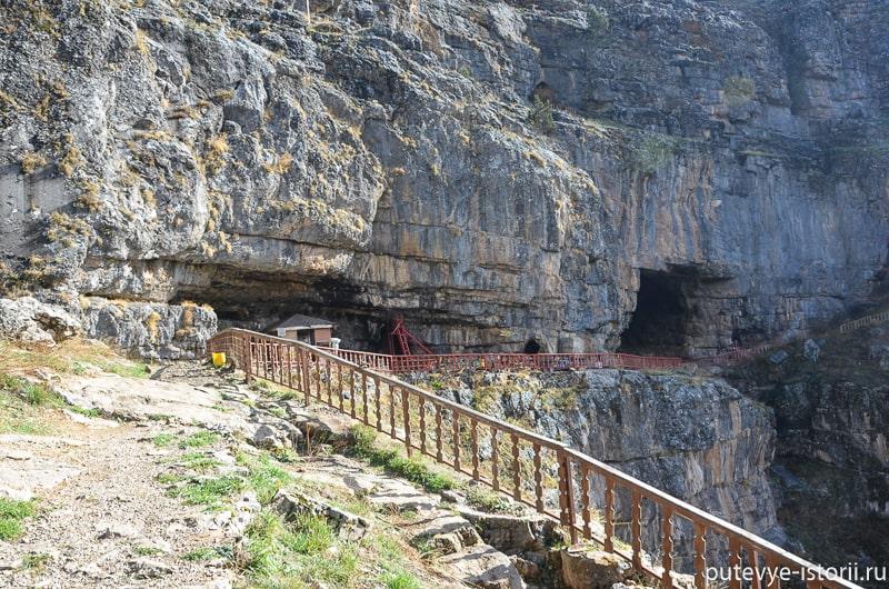 пещера тыназтепе из анталии в каппадокию на машине