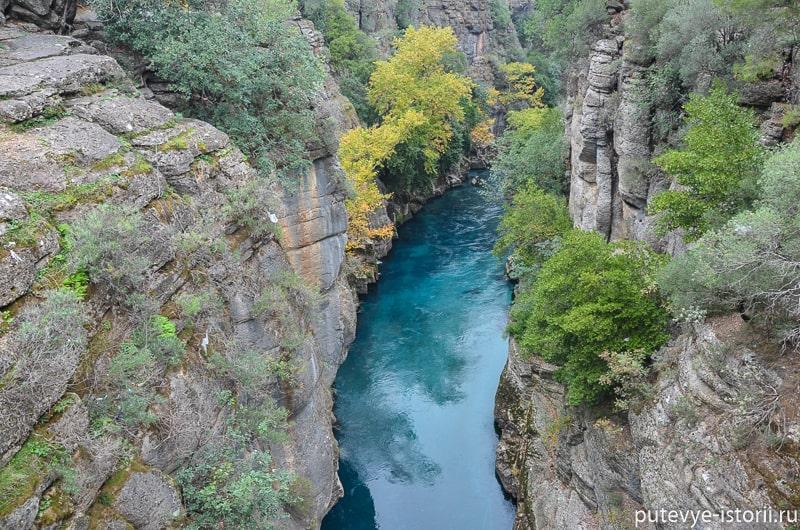 каньон кепрюлю