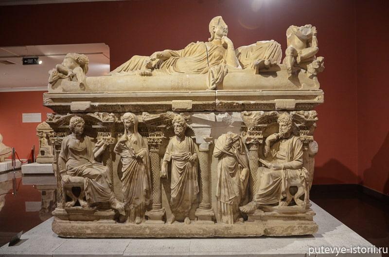 анталья археологический музей