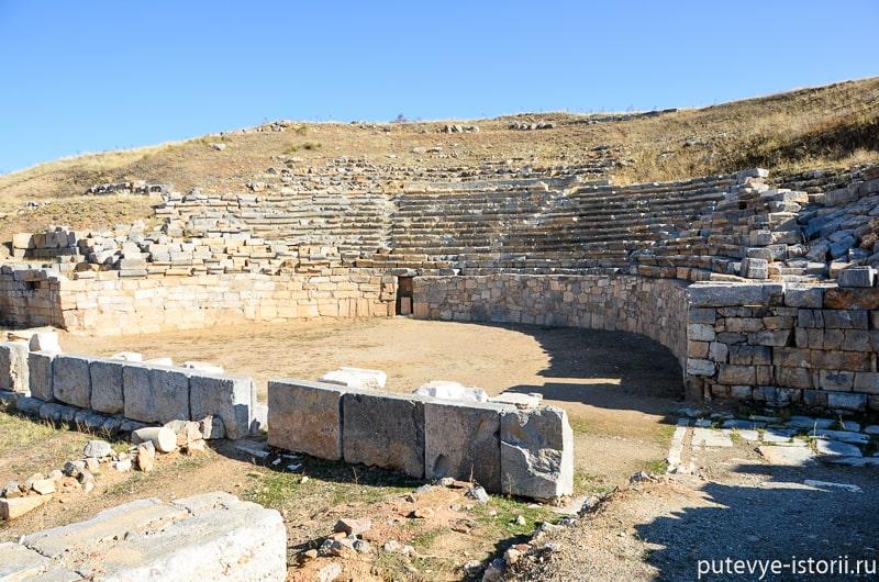 антиохия театр
