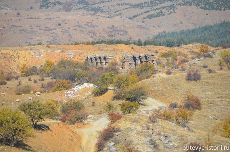 антиохия писидийская акведук